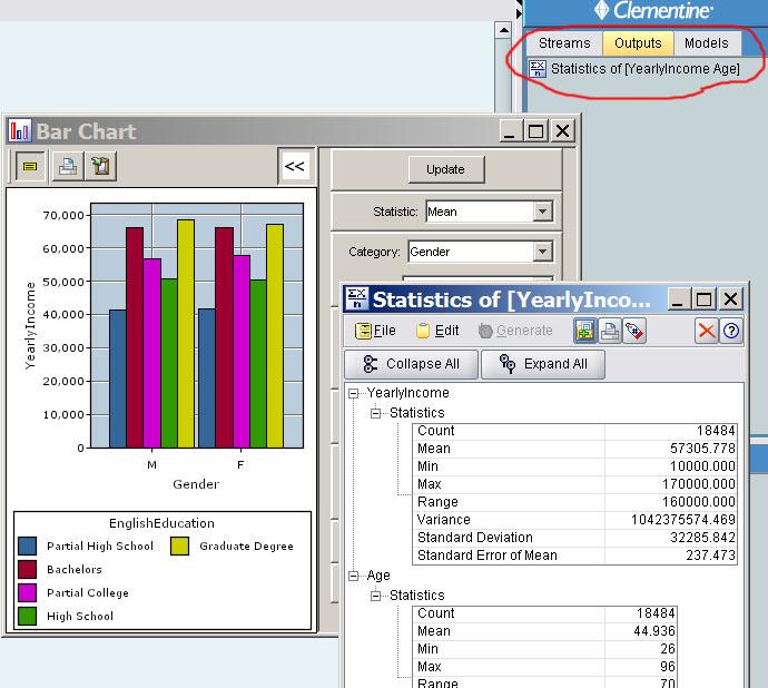 SPSS Clementine Step 2 大数据 商业智能网 打造一流的决策分析类资